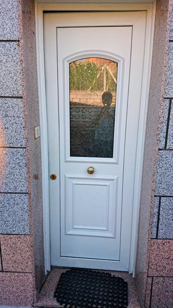 Puertas de aluminio y cristal para exteriores
