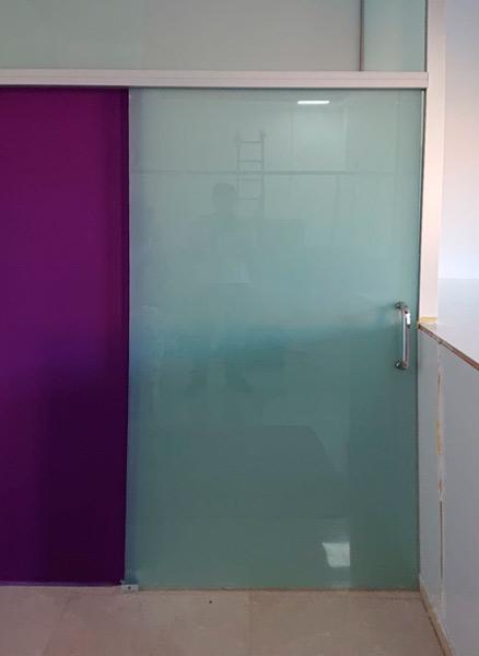 Las mejores puertas de cristal en Pontevedra