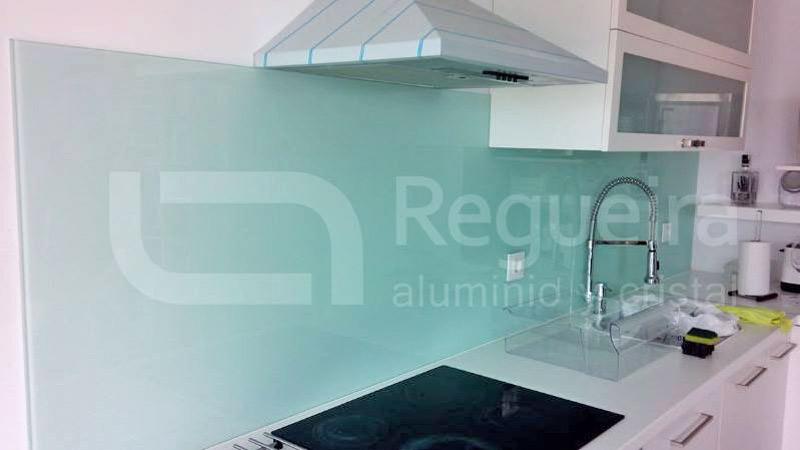 Trabajos en cristal en Galicia