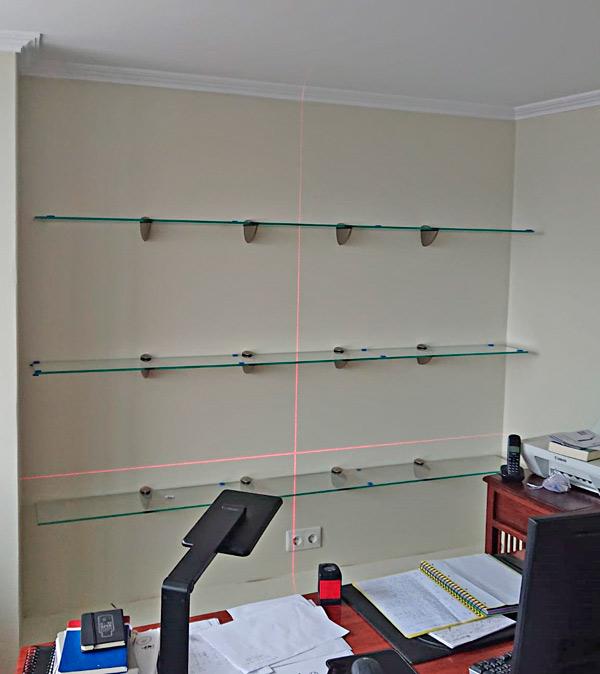 Carpintería de aluminio y cristal para oficinas y despachos en Pontevedra