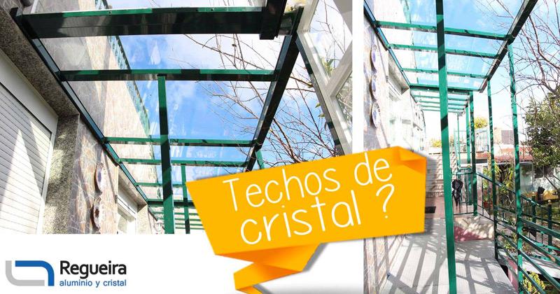 Techos de cristal para galerías, cerramientos y porches